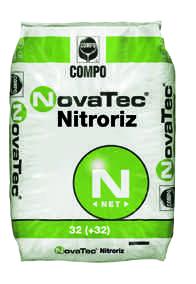 Novatec Nitroriz El Nitrogenádo Con Azufre De Compo